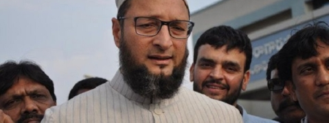 Owaisi opposes Sri Sri being named as mediator