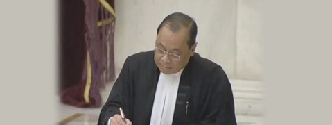Justice Ranjan Gogoi sworn in as 46th CJI