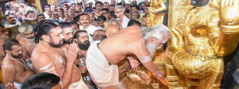 Temple to be closed for 'cleansing' if women enter, Sabarimala priest tells police