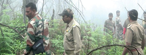 Karnataka ANF intensifies combing operations in Western Ghat district against naxalites
