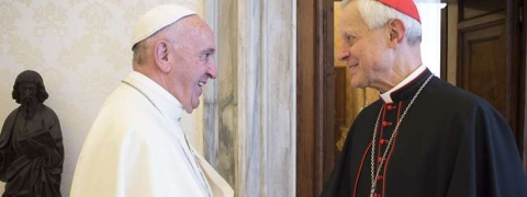 Pope accepts Donald Wuerl's resignation