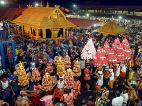 Govt opposes plea to ban non-Hindus in Sabarimala
