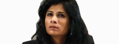 Indian-born Gita Gopinath is the first woman chief economist in IMF