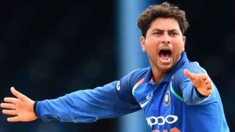 Kuldeep Yadav achieves his career-best spot in ICC T20I rankings