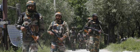 Militant killed in encounter in J&K's Pulwama district