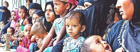 18,000 Rohingyas currently living in India: UNHCR