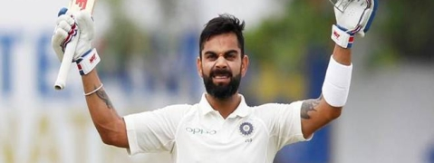Kohli's century helped him consolidate his position at top of ICC player rankings