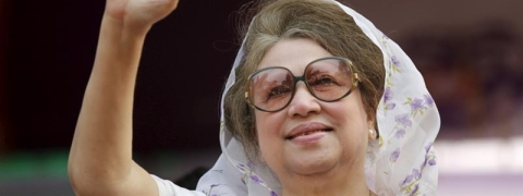 Khaleda Zia ill, admitted to Dhaka hospital