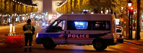 Two injured in shooting incident in Paris