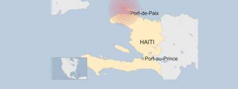 Haiti struck by deadly earthquake