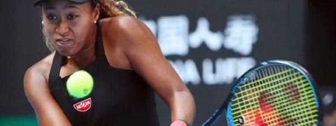 China Open: Osaka storms into semi-finals