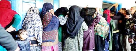 ULB Polls: 33.25 pc turn out thus far in Jammu