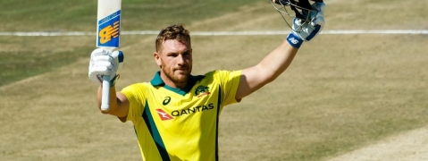 Aaron Finch to lead Australia in Pakistan T20Is series