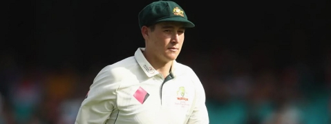 Matt Renshaw 'okay' after 'heavy knock' : Aaron Finch