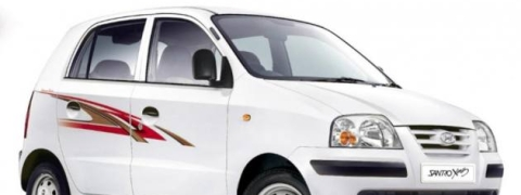 Hyundai brings back Santro