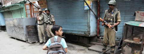 Educational institutions closed in majority districts in Kashmir