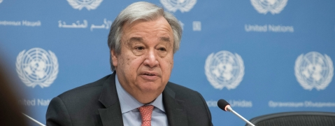 Guterres urges peaceful, free and fair polls in Cameroon