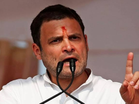 Rahul attacks Modi over RBI rift