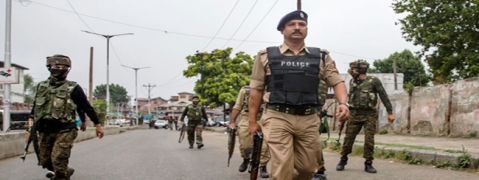 SPOs withdrawn from guard duty to protected persons in J&K