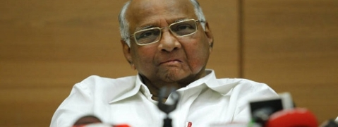 Pawar not  to contest Lok Sabha poll