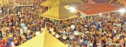 Protests against SC Sabarimala verdict growing