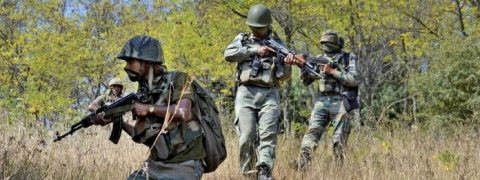 Two militants killed in encounter with SF in Kupwara