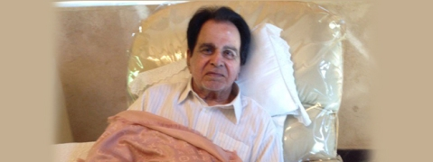 Dilip Kumar admitted to hospital