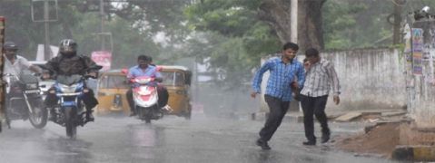 Heavy rains likely in Andhra: MeT