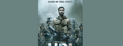 'Uri: The Surgical Strike' collects Rs 8.25 cr on opening day