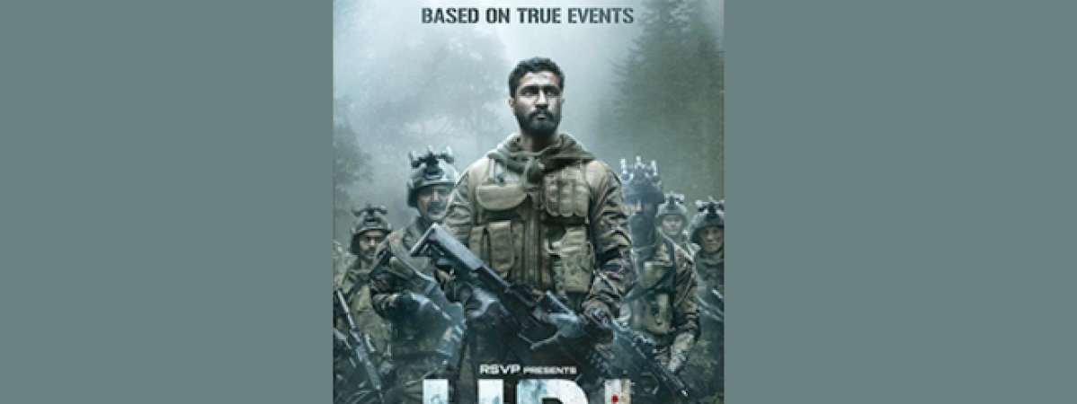 'URI: The Surgical Strike' marks 50 successful days at BO