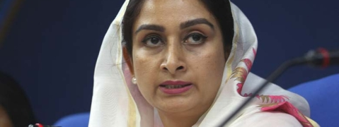 Union Minister Harsimrat says Kejriwal does not care for justice on 1984 riots