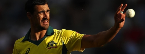 Australia Mitchell Starc, Nathan Lyon for T20I against India