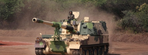 Army formally inducts K9 Vajra and M777 howitzer guns