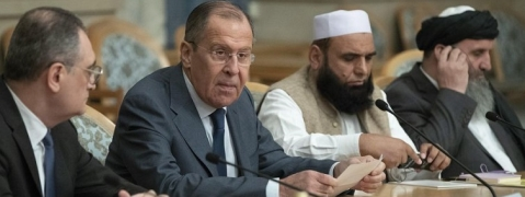 No geopolitical games be played in Afghanistan, says Russia as peace talks open