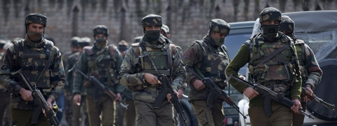 Army deserter among two HM militants killed in south Kashmir