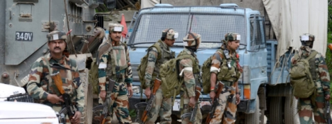 CASO launched by security forces in north Kashmir
