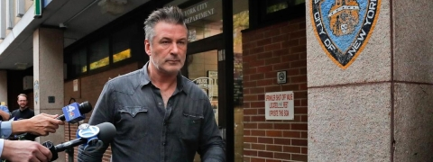Actor Alec Baldwin charged with assault over parking fight