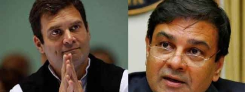 Rahul calls on RBI Guv to stand up to govt pressure