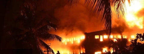 Manvila fire tragedy: Police suspect conspiracy