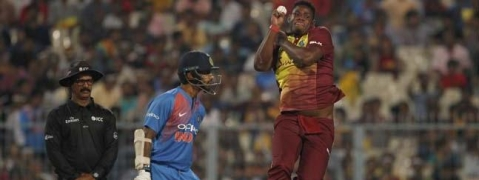2nd T20: Windies win toss; opt to field against India