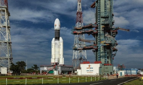 ISRO rocket GSLV-Mk III carrying satellite GSAT-29 launched