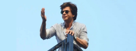 I am the luckiest man that I no longer own my birthday: Shah Rukh Khan