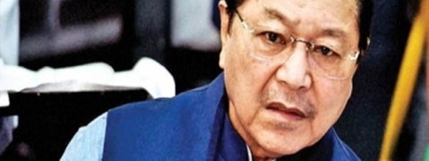 Lal Thanhawla seeks Rajnath's intervention to resolve 'ouster' CEO crisis in Mizoram