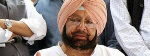 Capt Amarinder concerned over Punjab's share in Chandigarh, writes to PM