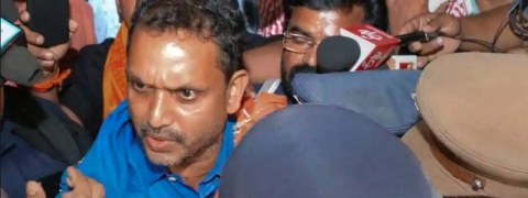 BJP leader Surendran's remand extended for 14 days