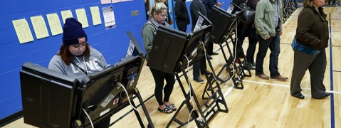 'Glitchy' machines in South Carolina 'flipped' votes: Media reports