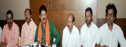BJP launch state-wide protest against Karnataka government celebrating Tipu Jayanti tomorrow