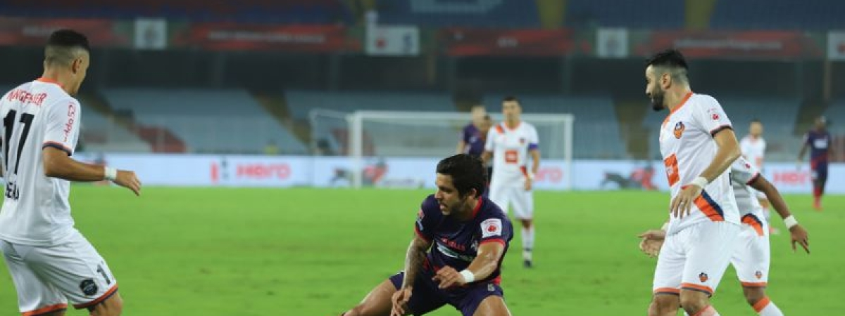 ATK manage to hold FC Goa to a goalless stalemate in Hero ISL match