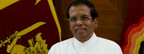 Death penalty for drug convicts to resume : Sri Lankan president