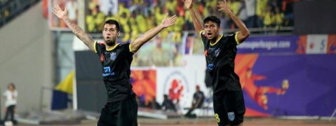 'Draw jinx' haunts Kerala Blasters; FC Pune city hold 1-1 draw in ISL